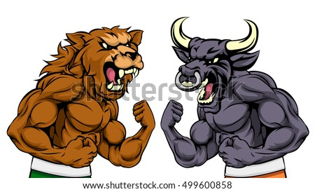 cartoon bear fighting cartoon bull mascot stock Bear Drawings to Copy bear mascot clipart images in black and white
