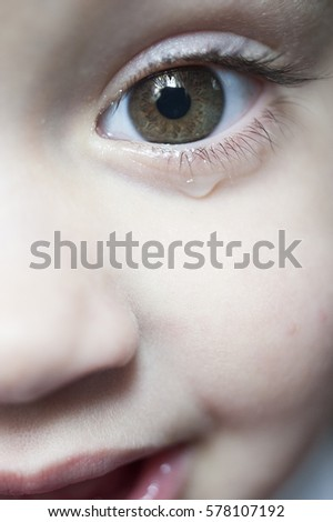 tear of happiness in her eyes Tears are necessary to give you good vision, keep your eyes healthy and protect  them from irritants emotional tears – caused by strong feelings of happiness,.