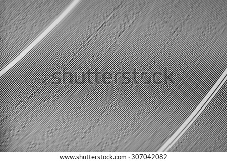 A close up of a vinyl record - stock photo
