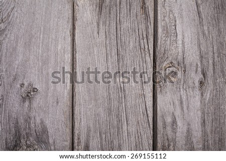 A close up of the detail found in reclaimed barn board planks. This texture would be great for use as a background in your design. - stock photo