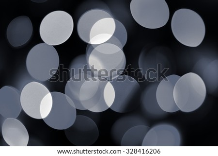 A close up photo of party lights - stock photo
