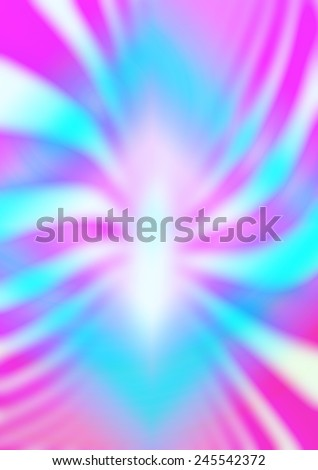 A colorful psychedelic abstract tie dye background. - stock photo