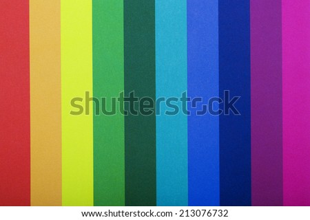 A colourful paper, a background or texture