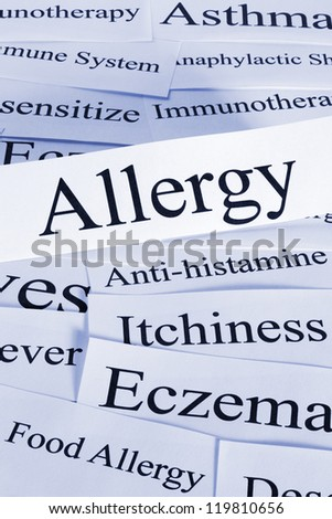 A conceptual look at allergies, some of their problems and treatments.