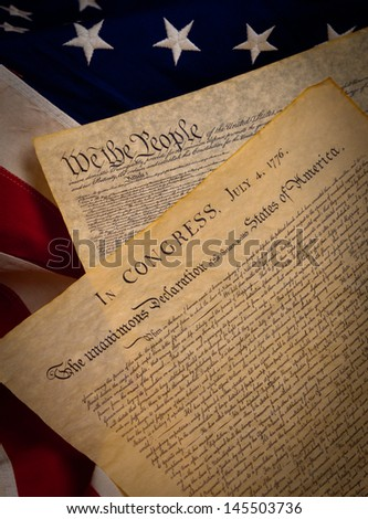 an introduction to the declaration of independence of the united states Start studying declaration of independence declaring independence: a declaration that and do all other acts and things which independent states.