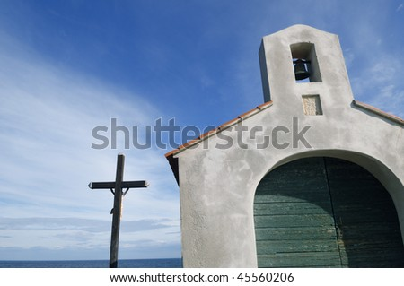 A fisherman chapel, Collioure