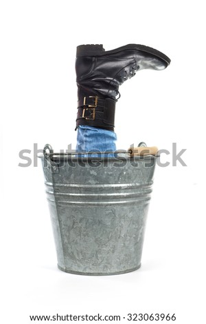 a foot - stock photo