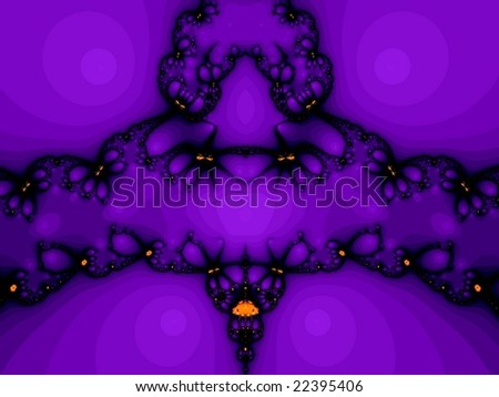 A fractal concept image,designed for background, web wallpaper template.