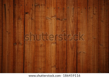 A full-frame wood fence background.  - stock photo