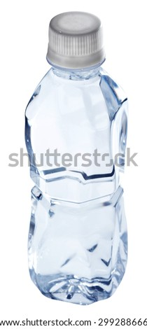 A glass of water with water splash