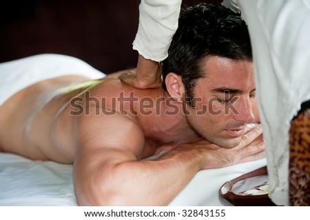 Dating a better looking man massage