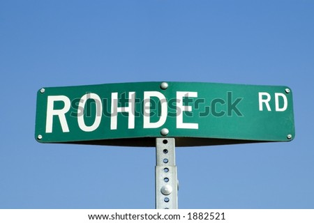 A humorous road sign. - stock photo