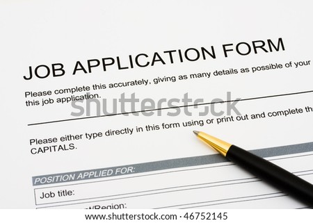 Job Application Stock Images RoyaltyFree Images  Vectors