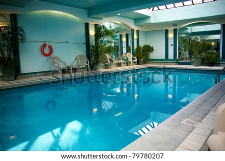 Indoor Swimming Pool Stock Images Royalty Free Images Vectors Shutterstock
