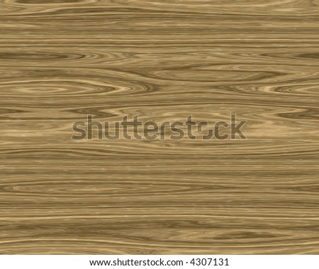 Large Sheet Nice Grainy Wood Texture Stock Illustration 4307131