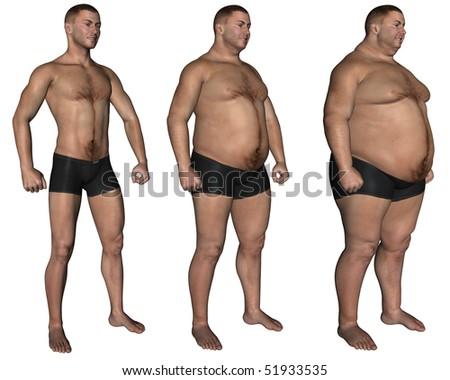 gezond vetpercentage man
