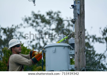 Lineman Stock Images Royalty Free Images Amp Vectors