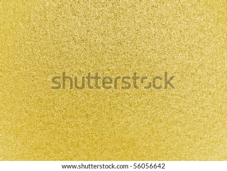 a mat background from gold - stock photo