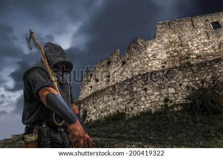 Executioner Stock Photos, Images, & Pictures | Shutterstock