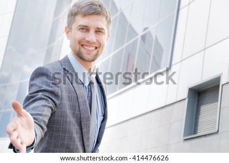 a new brand for your business - stock photo