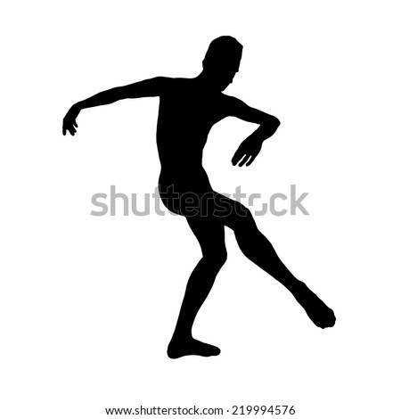 black runners with prothesis