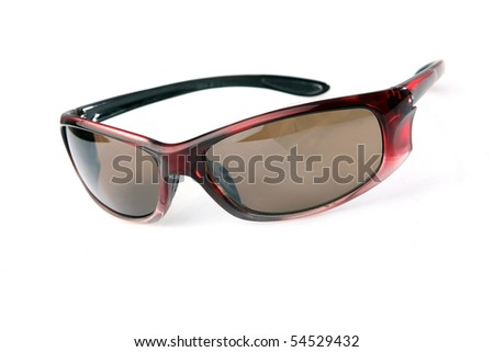 A pair of sun glasses - stock photo