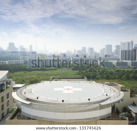 Helipad Stock Images, Royalty-Free Images & Vectors ...
