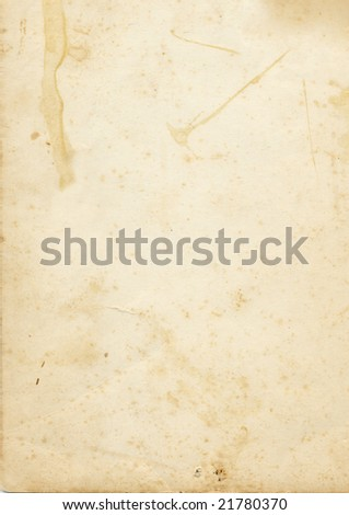 a photo of Vintage, aged background - paper