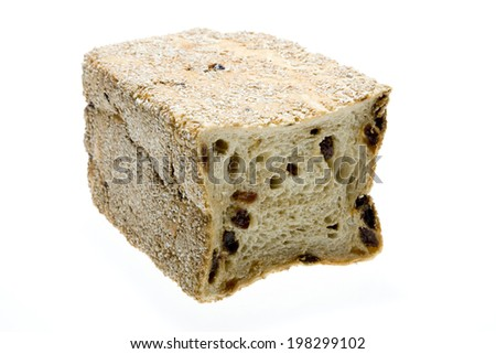 A Raisin Bread And Sesame