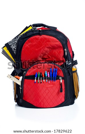 Book Bag Stock Images, Royalty-Free Images & Vectors | Shutterstock