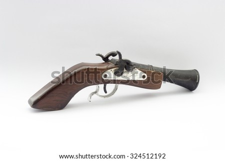 A relate ancient gun