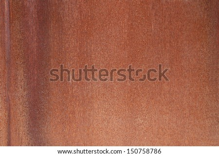 A rusty iron background. - stock photo
