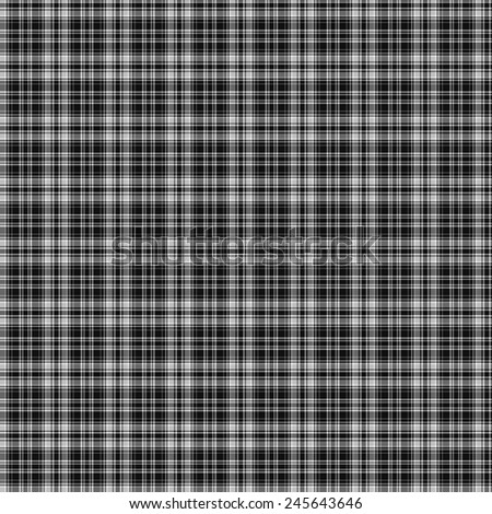 A seamless patterned tile of the clan Drummond, Grey tartan. - stock photo