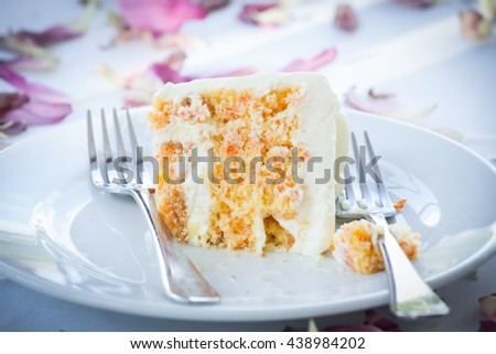 wedding cake slice cake slice stock images royalty free images amp vectors 24903