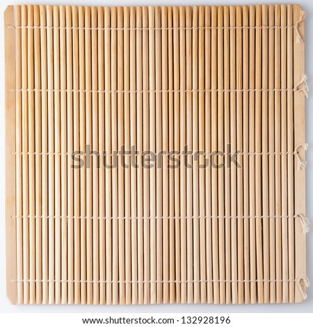 A straw colored background - stock photo