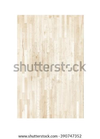 A studio image of a wooden desktop - stock photo