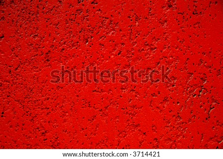 A textured wall FULL of detail, full of speckles - stock photo