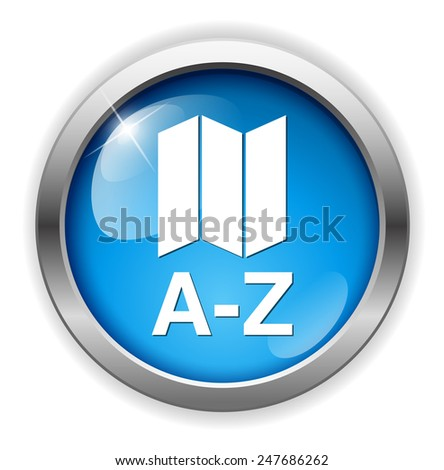 a to z list  button