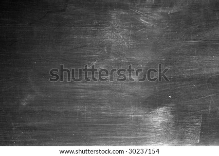 a well worn vintage school blackboard to use as a background with fonts that simulate writing