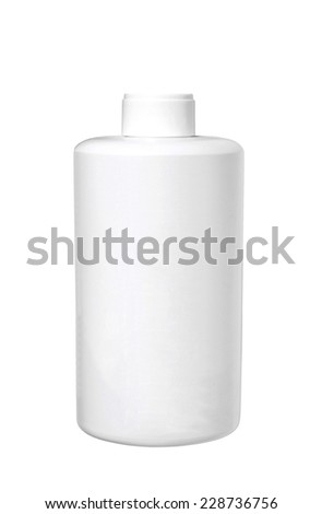 A white bottle