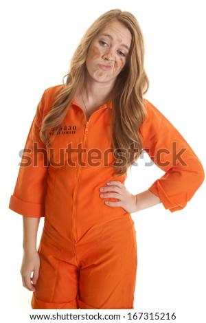 Orange Jumpsuit Stock Images, Royalty-Free Images & Vectors ...