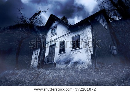 Abandoned Haunted Horror House