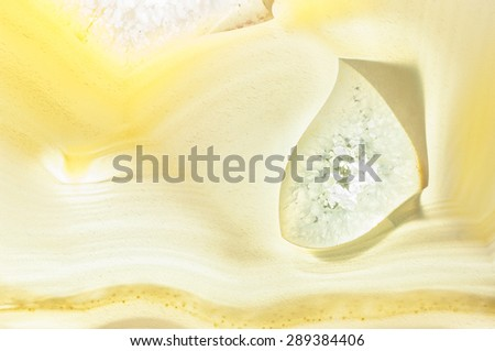 Abstract agate stone texture background - stock photo