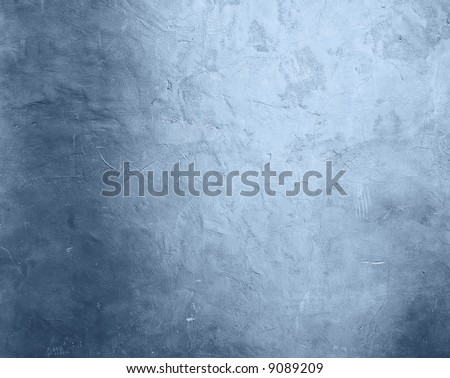 abstract aged blue background image with interesting texture which is very useful for design purposes - stock photo