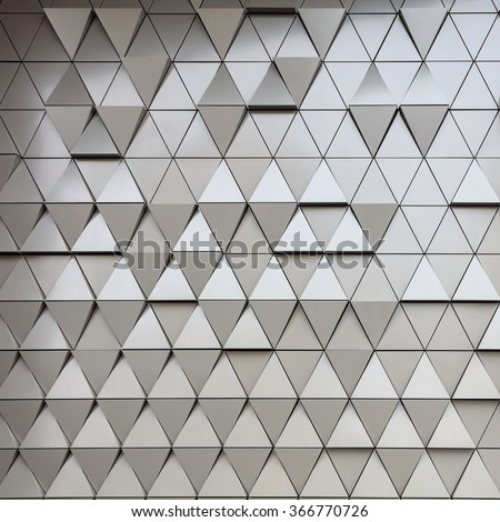 Abstract architectural pattern - stock photo