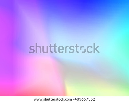 Abstract art background like Oil painting on canvas with Multicolored  texture , Brushstrokes of paint , Modern art or Contemporary art.