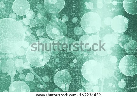Abstract art background with circle shape or speech bubbles,modern contemporary background