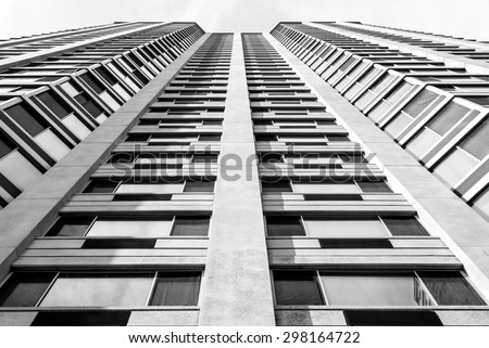 Modern Architecture Detail construction design stock photos, royalty-free images & vectors
