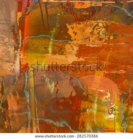 Abstract asian concept  - stock photo
