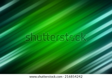 abstract background. Abstract green background with lines - stock photo